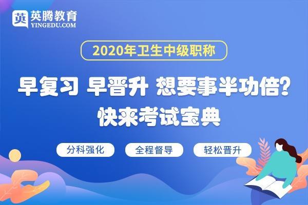 2020主治医师中医内科学(315)专项提分班